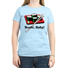 California Roll Sushi T-Shirt