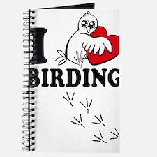 I love Birding Journal
