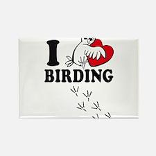 I love Birding Magnets