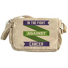 Anal Cancer Fight Messenger Bag
