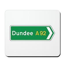 Dundee Roadmarker, UK Mousepad
