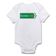 Dundee Roadmarker, UK Infant Bodysuit
