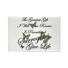 Surrogate/Surrogacy Rectangle Magnet