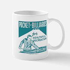 Pocket Billiards Mug