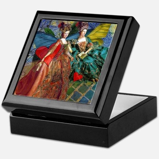 Cool Renaissance Keepsake Box