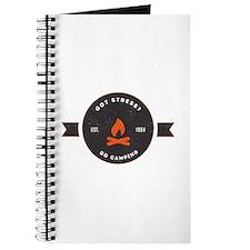 Got Stress? Go Camping. Journal