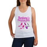 50th birthday Women's Tank Tops