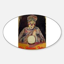 The Fortune Teller Decal