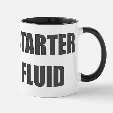 Starter Fluid Mugs