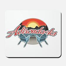 Threedown Adirondack Mousepad