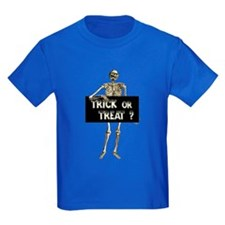 Trick or Treat Skeleton T