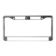 GP License Plate Frame