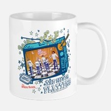 the brady bunch: the silver Mug