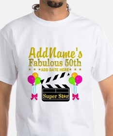 50TH BIRTHDAY Shirt
