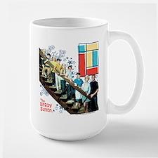 The Brady Bunch: Staircase Image Mug