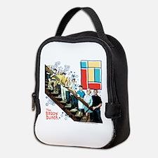The Brady Bunch: Staircase Imag Neoprene Lunch Bag