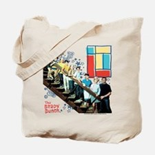 The Brady Bunch: Staircase Image Tote Bag