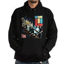 The Brady Bunch: Staircase Image Hoody
