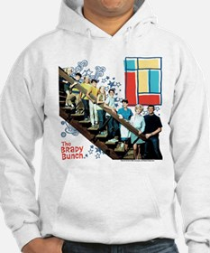 The Brady Bunch: Staircase Image Jumper Hoody