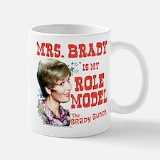 Mrs. Brady Is My Role Model Mug