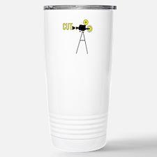 Cut Movie Travel Mug