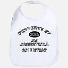 Property of an Acoustical Scientist Bib