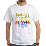 50th birthday Mens Classic White T-Shirts