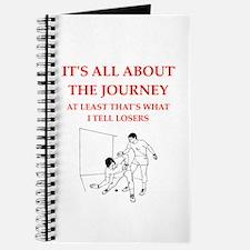 racket and handball Journal