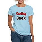 Curling Geek Women's Light T-Shirt