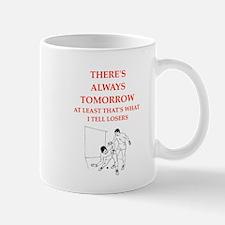 racket and handball Mugs