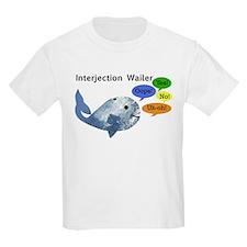 Cute Interjections T-Shirt