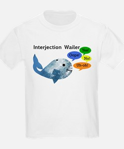 Cute Interjection T-Shirt