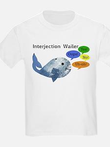 Unique Interjection T-Shirt