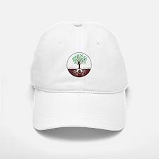 Nature Loving Tree Hugger Baseball Baseball Cap