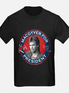 MacGyver For President T