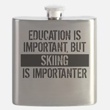 Skiing Is Importanter Flask