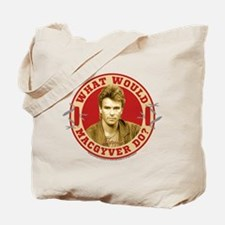 What Would MacGyver Do? Tote Bag