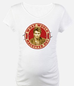 What Would MacGyver Do? Shirt