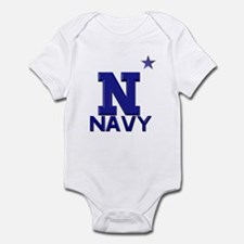 US Naval Academy Light Onesie