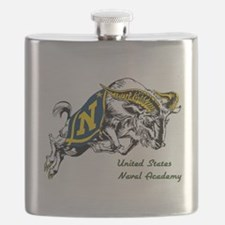 USNA Rampaging Goat Flask
