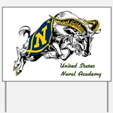 USNA Logo Yard Sign