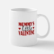Mommy's Little Valentine Mugs