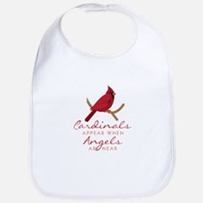 Cardinals Appear Bib