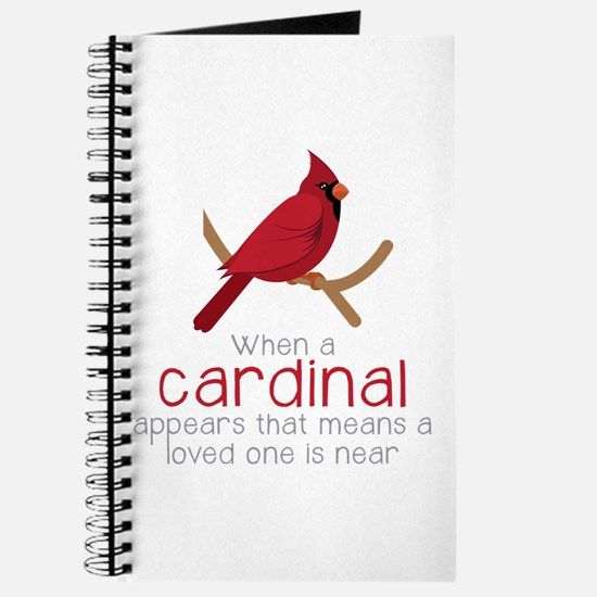When Cardinal Appears Journal