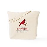 Cardinal Regular Canvas Tote Bag