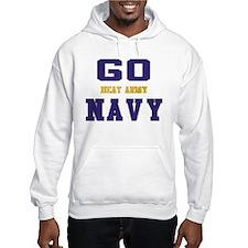 Go Navy, Beat Army! Hoodie