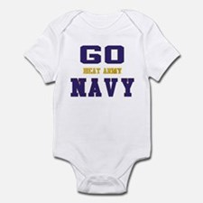 Go Navy, Beat Army! Onesie