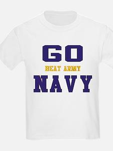 Go Navy, Beat Army! T-Shirt