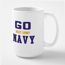 Go Navy, Beat Army! MugMugs