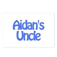 Aidan's Uncle Postcards (Package of 8)